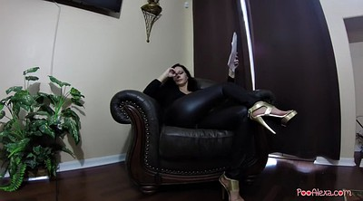 Farting, Pants, Alexa, Interview, Pant, Leather pants