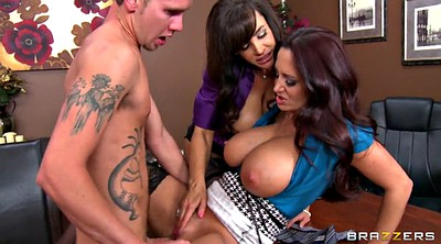 Lisa ann, Cfnm, Ava addams, Hardcore, Lisa ann mom, Officer