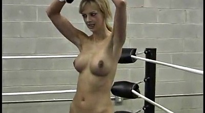 Nude, Boxing, Cat