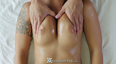 Pussy massage, Oil pussy