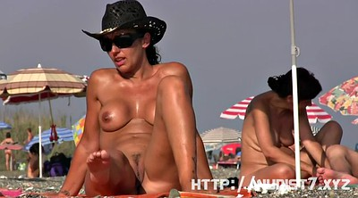 Nudist, Nudism, Teen nudist, Beach, Teen spy, Spying