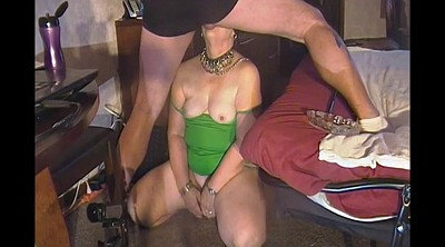 Bottle, Mature bdsm, Linda