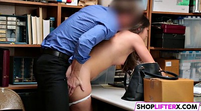 Shoplifter, Police, Blaire