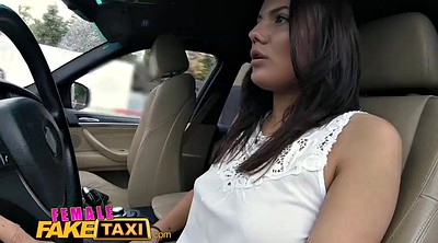 Taxi, Fake taxi, Fake, Female taxi