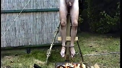 Crucified, Bdsm slave