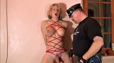 Tranny, Tied up, Punish, Tied, Law