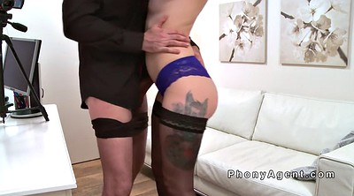 Stockings, Amateur, Agent