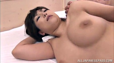 Japanese big tits, Japanese handjob