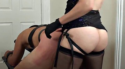 Spanking, Rough, Spank anal, Ass dildo, Latex dildo, Spanked ass
