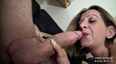 Anal mom, Mom black, Dick, White milf, French mature, French dp