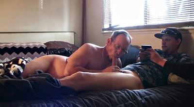Married, Wives, Gay old, Gay blowjob, Cum swallow