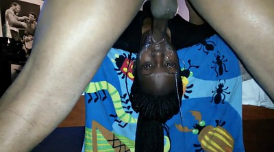 Ebony pov, Balls deep, Ball gag