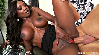 Work, Ebony milf, Diamond jackson, Black busty