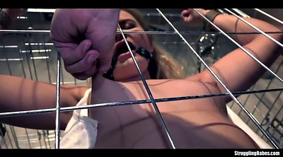 Bound, Vibe, Cage