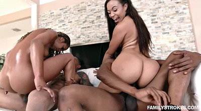 Family, Foursome, Family sex, Maya