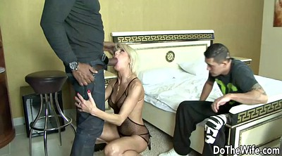 Wife interracial, Wife anal, All holes, Wife black