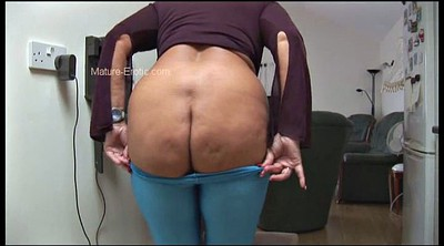Granny ass, Big ass