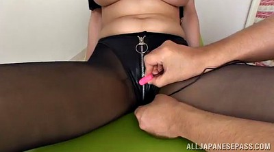 Japanese pantyhose, Japanese masturbation, Toy