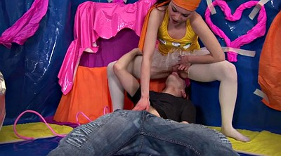 Anal granny, Anal young, Czech anal