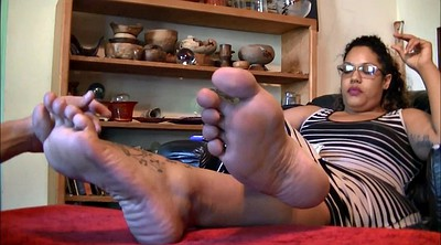 Money, Bbw foot, Foot slave