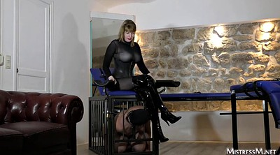 Latex, Mistress, Whip, Dominatrix, Female, Femdom whipping