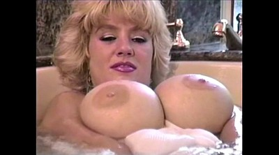 Bath, Vintage big tits, Bathing