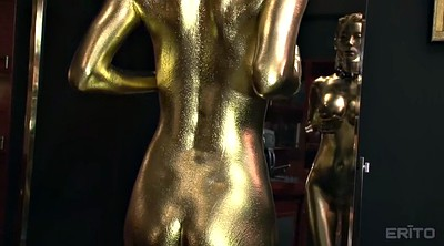 Slave, Painting, Golden