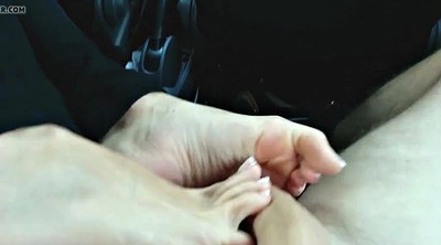 Footjob, Beautiful foot, Beautiful feet