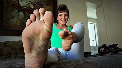 Solo mature, Mature feet