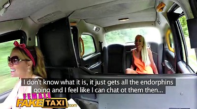 Taxi, Fake taxi, Female fake taxi