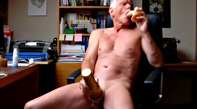 Mature dildo, Mature man, Gay mature, Mature handjob