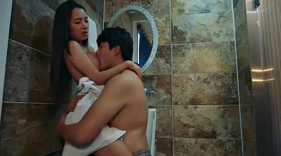 Video, Korean couple, Japanese hd