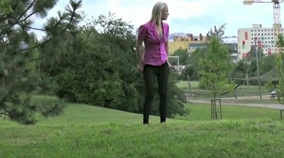 Teen piss, Public pee, Interracial compilation