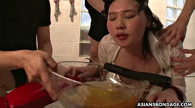 Asian pee, Asian bondage