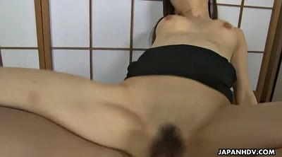 Creampie, Hitomi, Japanese lick, Japanese cowgirl
