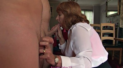 British granny, August, Anal granny