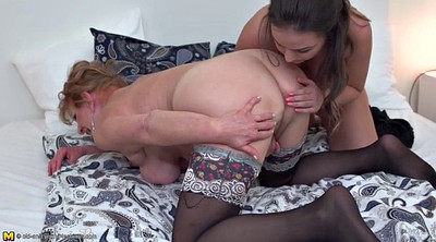 Mature lesbians, Hairy matures
