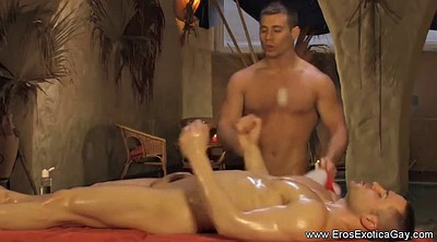 Gay massage, Penis