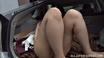 Natural, Car handjob, Asian car