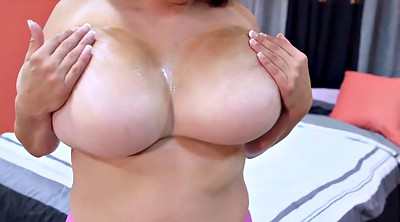 Natural, Solo bbw, Oiled, Biggest, Big natural
