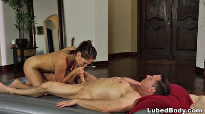 Wife massage