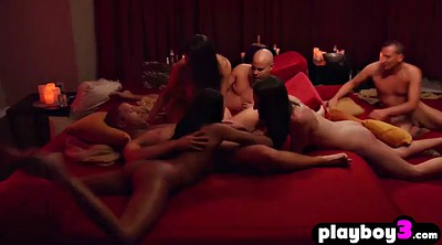 Red, Swingers orgy, Satisfied