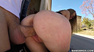 Outdoors, Russian pussy