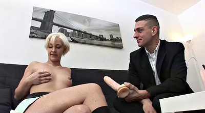Close up anal, German anal