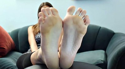 Sole, Fetish, Girl foot