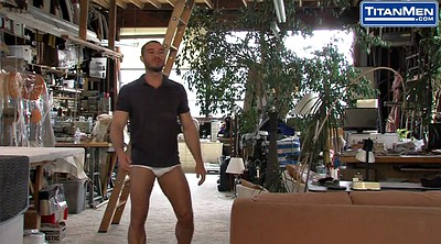 Police, Hairy hd, Muscle daddy