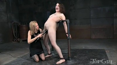 Waxing, Wax, Curly, Tit torture