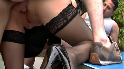 Amateur anal, French anal, Matures