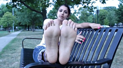 Indian solo, Feet solo, Park