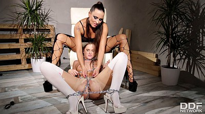 Chain, Giant dildo, Anal toys, Anal insertion, Insert, Chained